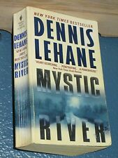 Mystic River by Dennis Lehane FREE SHIPPING 0380731851