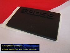 1X GENUINE BOSS REPLACEMENT TOP RUBBER PAD FOR BOSS COMPACT PEDALS SELF ADHESIVE