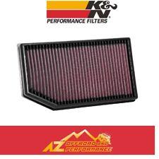 K&N High Flow Replacement Air Filter 2018 Jeep Wrangler JL 33-5076
