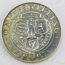 1893 Queen Victoria Shilling Lot D4