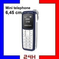 L8STAR BM30 Mini Téléphone portable oreillette Bluetooth usb GTstar GSM phone