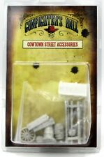 Knuckleduster KDM-17103 Cowtown Street Accessories (Gunfighter's Ball) Terrain