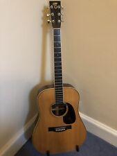 Santa Cruz D Acoustic Guitar 1993