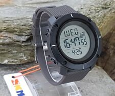 SKMEI Mens 1213 Grey Military Style Army Walking Sports Waterproof Watch