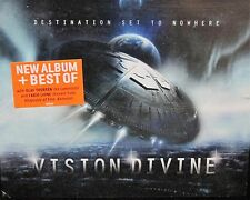 Destination Set to Nowhere  by Vision Divine NEW! 2 CD BOX,Heavy Metal Rock