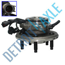 New Front Wheel Hub and Bearing Assembly for Ford Explorer Mountaineer w/ABS