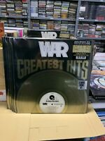 War LP Greatest Hits Gold Vinyl Versiegelt USA RSD 2020 Black Friday