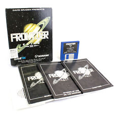 Frontier Elite II for PC by Gametek, 1993, Action, Simulation, Sc-Fi, Flight