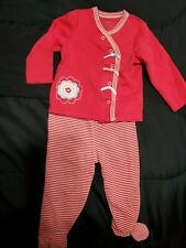Offspring Girls Outfit Size 6 Months Infant Babygirl