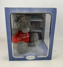 My Blue Nose Friends Everyone Needs Friends limited edition love you teddy bear