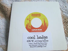 Caitlin Rose Ft. Rayland Baxter Shanghai Cigarettes Names 43Stickered ‎CD Single