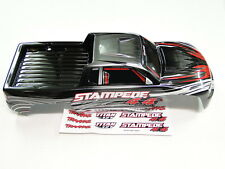 NEW TRAXXAS STAMPEDE 4X4 Body  SILVER RS5V