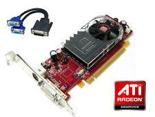 AMD ATI Radeon HD 3450 PCIe x16 Graphics Video Card B629 w dual monitor port