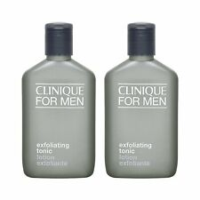 2 PCS Clinique For Men Exfoliating Tonic 6.7oz,200ml Cleansing Toner #9893_2