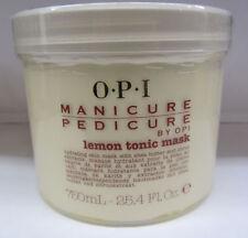 OPI Lemon Tonic  Mask - 25.4oz - Brand New - Sealed Jar