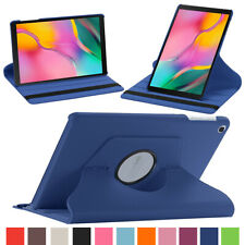 "For Samsung Galaxy Tab A 8.0"" 2019 2018 2017 Case Rotating Stand Leather Cover"