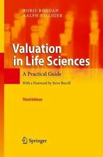 Valuation in Life Sciences a Practical Guide by Boris Bogdan Hardcover Book
