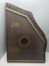 Antique Mandolin Guitar Harp Celestophone By The Phonoharp Co
