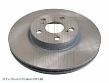 BLUE PRINT BRAKE DISCS FRONT PAIR FOR A TOYOTA URBAN CRUISER HATCHBACK