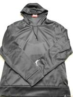 Nike Men's Jordan Jumpman 60 Team Pullover Fleece Hoodie Jacket, Charcoal, Small