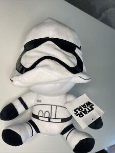 Star Wars stormtrooper Brand New 23cm Plush