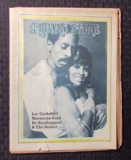 1971 ROLLING STONE Magazine #93 VG- Ike & Tina Turner Sly Family Stone