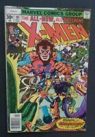 Uncanny X-Men #107, VG/FN 5.0, 1st Gladiator, Raza, Titan, Hepzibah, Mentor