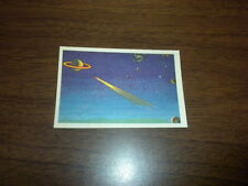 MISSILES AND SATELLITES trading card #17 PARKHURST 1958 space rockets planets
