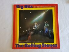 Vinyl, LP, THE ROLLING STONES - Big Hits (High Tide And Green Grass) * VG++