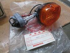 NOS Honda OEM Left Turn Signal 1979 XL125 1979 - 1982 XL185 33550-437-671