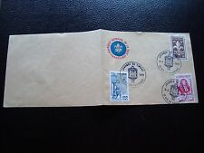 FRANCE -  fragment d enveloppe 8/4/1978 (journee du timbre) (cy92) french