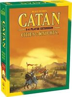 Catan Expansion: Cities and Knights 5-6 Players [New Games] Board Game