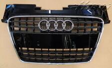 Kühlergrill Grill vorn schwarz glänzend chrom Original Audi TT TTS 8J0853651 Y9B
