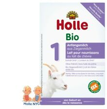 Holle Goat Milk Stage 1 Organic Formula with Dha 400g Free Shipping