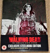 The Walking Dead Season 9 Steelbook / Blu Ray / WORLDWIDE SHIPPING