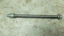 82 Honda VF750 S VF 750 V45 Sabre rear back axle shaft bolt