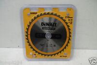 DEWALT DT1953 (DT1155) 216MM X 30MM BORE 40T TCT MITRE SAW BLADE