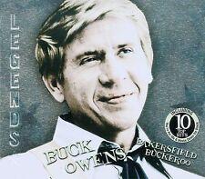 Bakersfield Buckeroo by Buck Owens MUSIC CD - LEGENDS - NEW 10 SONGS