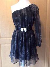 Special Occasion Chiffon Dresses Mini