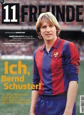 11 Freunde Nr.120/2011,Bernd Schuster,Jan Schlaudraff,Gewalt im Fussball,Darmsta