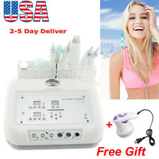 4In1 Microcurrent Diamond Micro Dermabrasion Ultrasound Skin Scrubber+Fat Remove