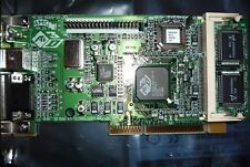 ATI Xpert@Play 3D Rage Pro AGP x2 4mb video VGA S-Video Composite