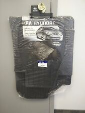 Hyundai Elantra 11 12 13 14 15 Genuine OEM All Weather Floor Mats Fronts & Rears
