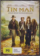 TIN MAN - TV MINI-SERIES - ALAN CUMMING - RICHARD DREYFUSS -  DVD
