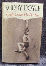 Doyle, Roddy.  Paddy Clarke Ha Ha Ha.  First Edition.
