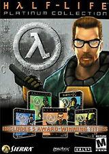 Half-Life: Platinum Collection (Second Edition) (PC, 2002)