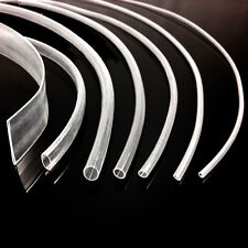 7 x 500mm LENGTHS CLEAR HEAT SHRINK TUBING HEATSHRINK TUBE SLEEVING PACK KIT