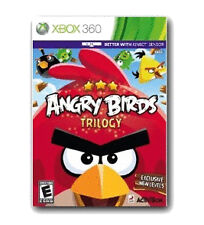 Angry Birds Trilogy (Xbox 360, 2012) Brand New, Free Shipping*
