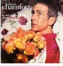 (DA525) Alain Chamfort, Qu'est-Ce Que t'as Fait D'mes Idees Noires? - 1997 CD