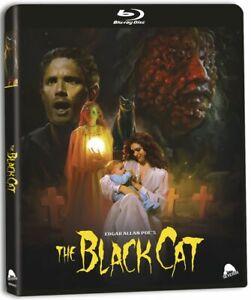 THE BLACK CAT - Blu-ray - Cult Italian Horror Uncut Version - Caroline Munro